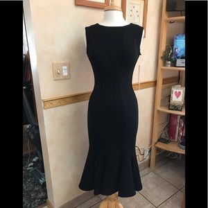Jovani Black Cocktail Dress